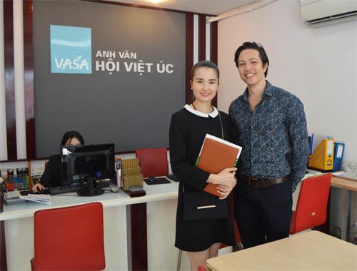 Hoa hậu đầu tiên trải nghiệm English 6S Plus tại Việt Nam - 4