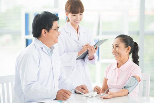 Khám sức khỏe miễn phí cho người cao tuổi tại bệnh viện An Sinh - 1