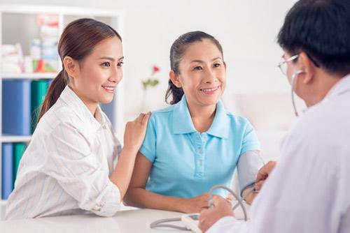 Khám sức khỏe miễn phí cho người cao tuổi tại bệnh viện An Sinh - 2