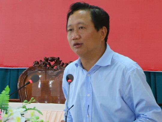 Người phát ngôn trả lời câu hỏi về Trịnh Xuân Thanh - 1