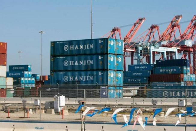 Vụ hãng tàu Hanjin phá sản: Bộ GTVT vào cuộc giúp DN - 1