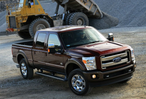 Top 10 xe bán tải đắt nhất hiện nay - 2