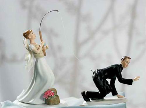 Thông điệp hài hước từ những chiếc bánh cưới - 6