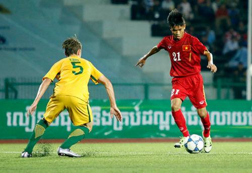Chi tiết U16 Việt Nam – U16 Kyrgyzstan: Phần thưởng xứng đáng (KT) - 13