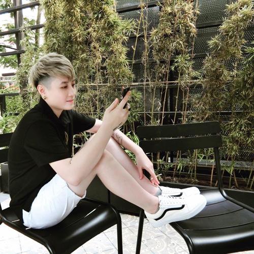 Cô gái đồng tính kể chuyện yêu MC xinh đẹp của VTV - 4