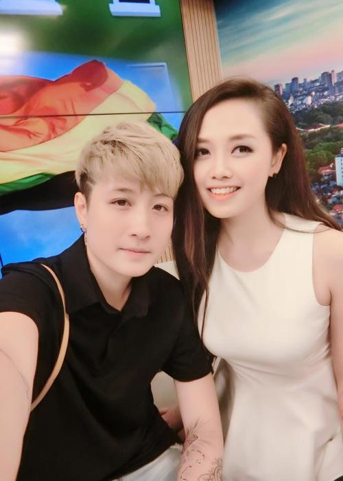 Cô gái đồng tính kể chuyện yêu MC xinh đẹp của VTV - 10
