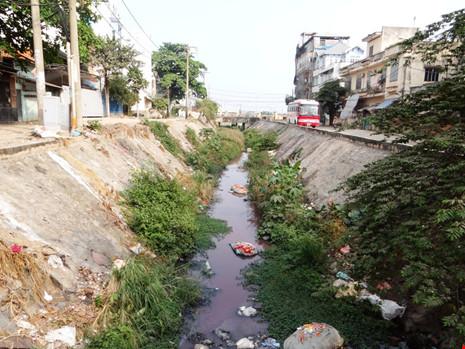 Hết hy vọng cứu kênh Hy Vọng gần sân bay Tân Sơn Nhất? - 1
