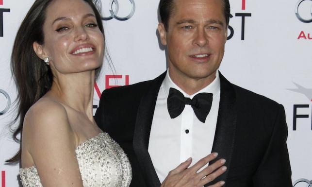 Nữ quyền quá mạnh, Jolie khiến Brad Pitt mệt mỏi, sợ hãi? - 4