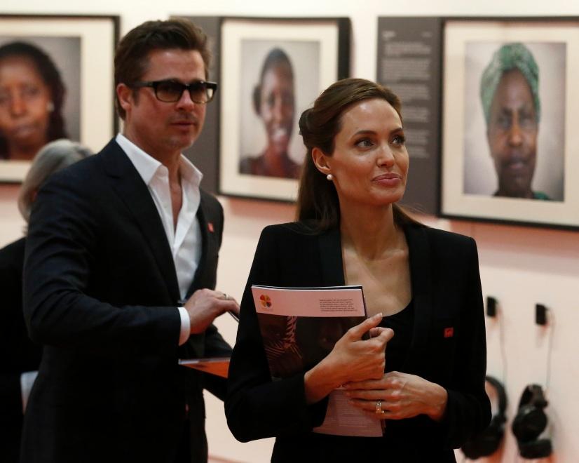 Nữ quyền quá mạnh, Jolie khiến Brad Pitt mệt mỏi, sợ hãi? - 6