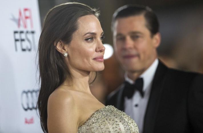 Nữ quyền quá mạnh, Jolie khiến Brad Pitt mệt mỏi, sợ hãi? - 12