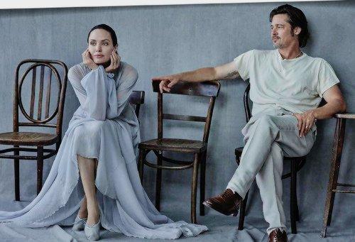 Nữ quyền quá mạnh, Jolie khiến Brad Pitt mệt mỏi, sợ hãi? - 11