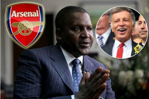 Tin HOT tối 22/9: Tỷ phú châu Phi sắp thôn tính Arsenal - 1