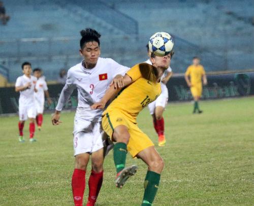 U19 Việt Nam - U19 Úc: Trận cầu 7 bàn thắng (U19 ĐNÁ) - 1