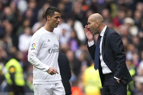 """Real: Đã đến lúc Zidane """"công bằng"""" với Ronaldo - 2"""