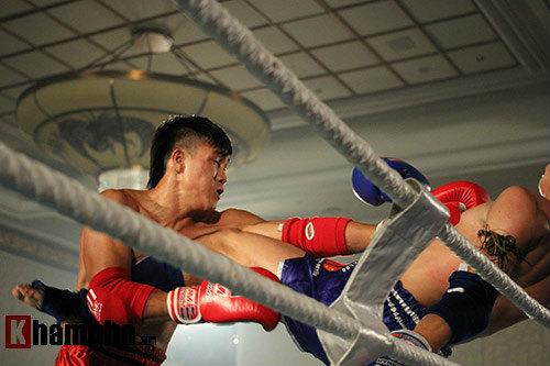 """""""Độc cô cầu bại"""" Muay Thái vào bán kết Đại hội châu Á - 2"""
