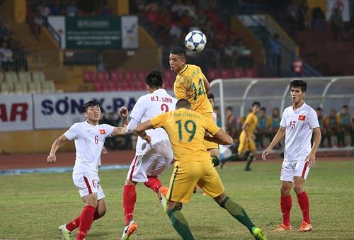 U19 Việt Nam: Nhận đòn đau 2-5, rầu rĩ rời sân - 1