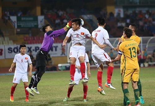 U19 Việt Nam: Nhận đòn đau 2-5, rầu rĩ rời sân - 2