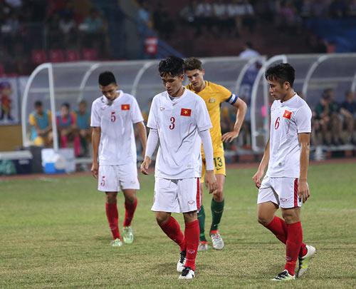 U19 Việt Nam: Nhận đòn đau 2-5, rầu rĩ rời sân - 5