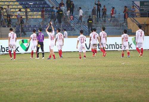 U19 Việt Nam: Nhận đòn đau 2-5, rầu rĩ rời sân - 8