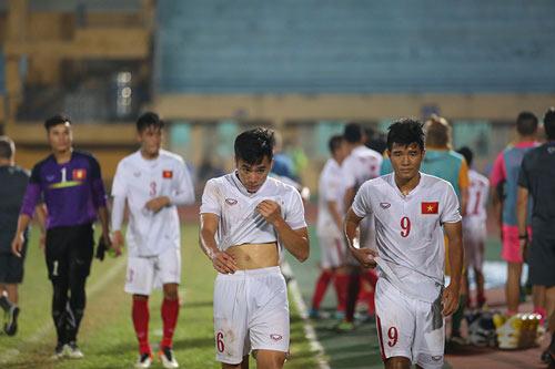 U19 Việt Nam: Nhận đòn đau 2-5, rầu rĩ rời sân - 10