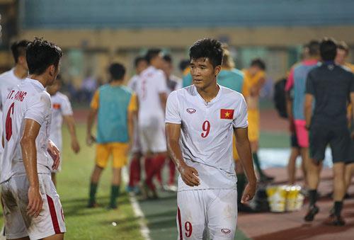 U19 Việt Nam: Nhận đòn đau 2-5, rầu rĩ rời sân - 11