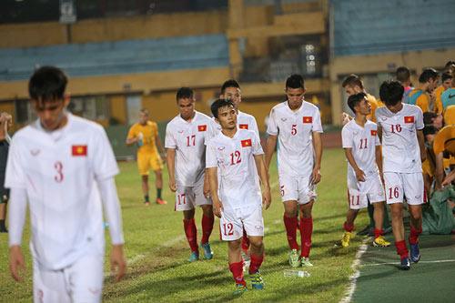 U19 Việt Nam: Nhận đòn đau 2-5, rầu rĩ rời sân - 12