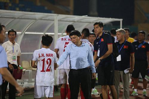 U19 Việt Nam: Nhận đòn đau 2-5, rầu rĩ rời sân - 14