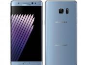 """Samsung đã bắt đầu bán lại Galaxy Note 7 phiên bản """"an toàn"""""""