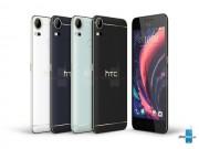 Bộ đôi HTC Desire 10 Pro, Lifestyle trình làng