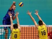 Thể thao - Bóng chuyền: Xả thân cứu bóng rồi quay lại ghi điểm