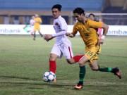 Bóng đá - U19 Việt Nam - U19 Úc: Trận cầu 7 bàn thắng (U19 ĐNÁ)
