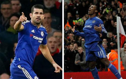 """Arsenal đấu Chelsea và nỗi sợ bị Costa """"tra tấn"""" - 1"""