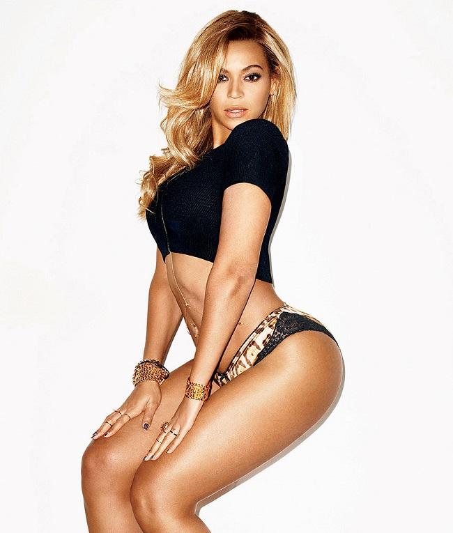 Khi mang bầu cô đã tăng lên 15kg. Beyonce lựa chọn chế độ ăn với hàm lượng calo thấp sau sinh để giảm cân hiệu quả. Do lịch trình biểu diễn dày đặc nên nữ ca sĩ không có nhiều thời trang để tập luyện thể dục, mả chỉ tập trung áp dụng chế độ ăn khoa học.