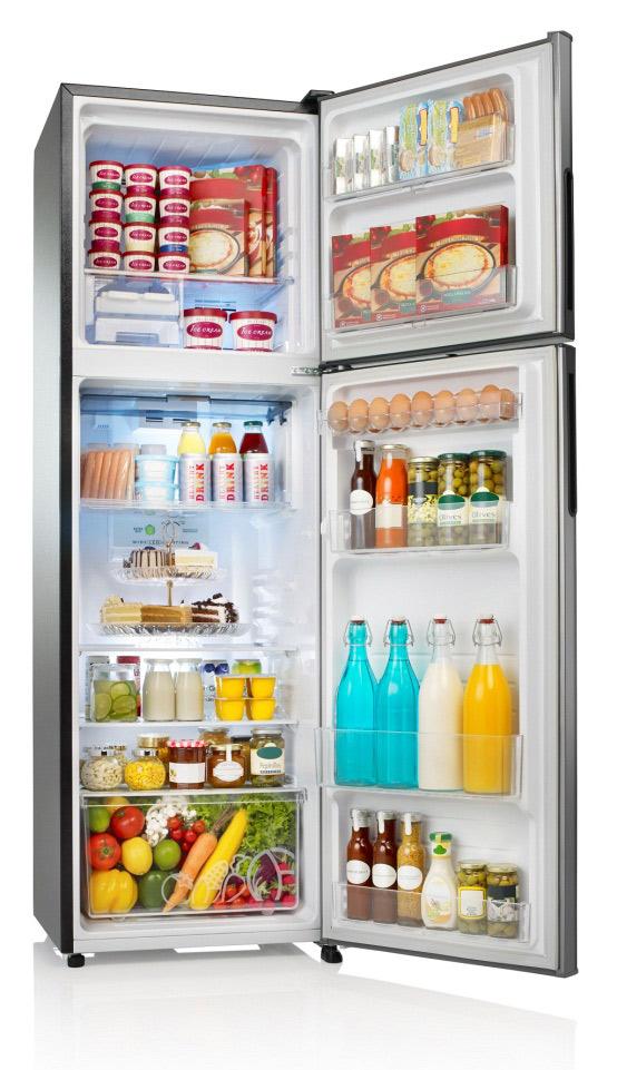 Mẹo làm không gian bếp nhỏ gọn hơn với tủ lạnh thế hệ mới - 3