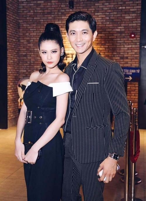 Choáng khi lột sạch son phấn vợ chồng Trương Quỳnh Anh - 2