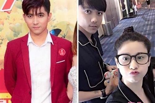 Choáng khi lột sạch son phấn vợ chồng Trương Quỳnh Anh - 5