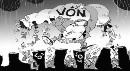 Những con đỉa của nền kinh tế - 1