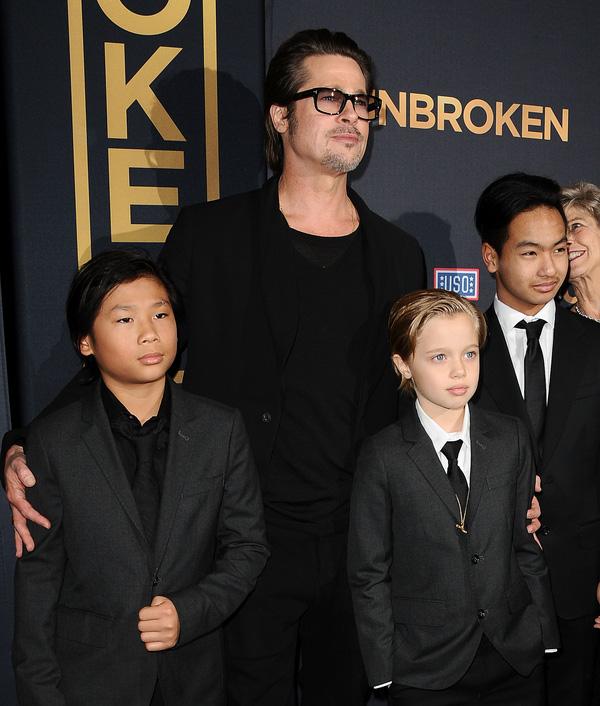Cậu con nuôi người Việt ra sao khi Angelina Jolie ly hôn? - 3