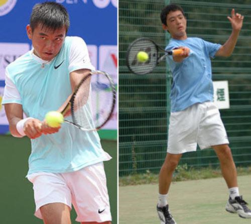 Vang dội: Hoàng Nam - Hoàng Thiên vào chung kết giải Futures VN - 7