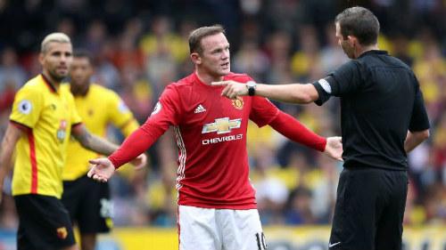 MU: Rooney xem lời chỉ trích mình chỉ là rác rưởi - 1