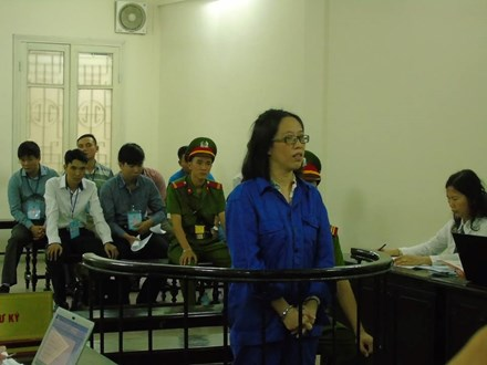 Huỳnh Thị Huyền Như lại ra tòa vụ chiếm 670 tỷ của ACB - 1