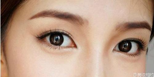 Cách trang điểm để có đôi mắt to tròn như Angela Baby - 12
