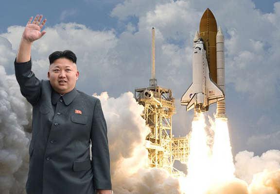 Triều Tiên sẽ chinh phục vũ trụ, thám hiểm Mặt trăng - 1