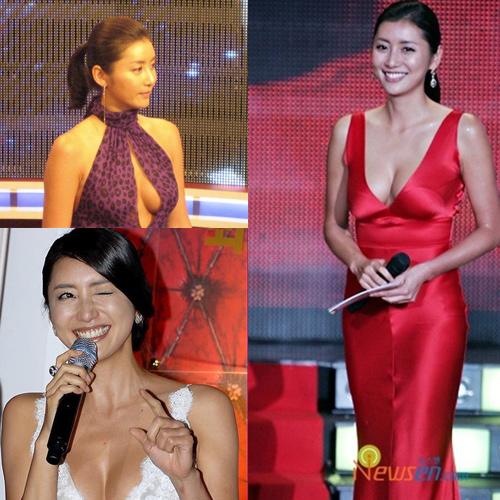 Hoa hậu qua đêm cùng lúc 7 người là MC tai tiếng nhất - 1