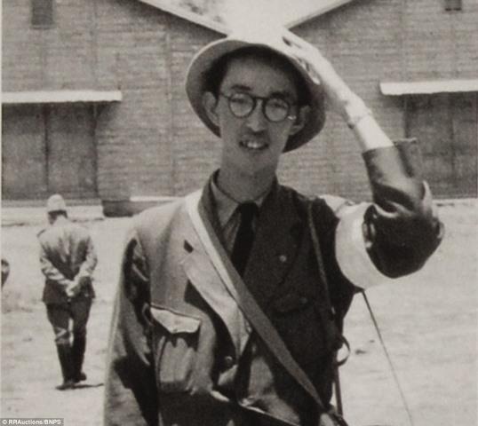 Ảnh hiếm:12 tiếng sau khi Mỹ ném bom nguyên tử Nagasaki - 2