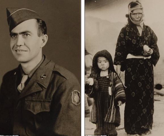 Ảnh hiếm:12 tiếng sau khi Mỹ ném bom nguyên tử Nagasaki - 9