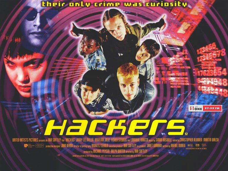 Trailer phim: Hackers - 1