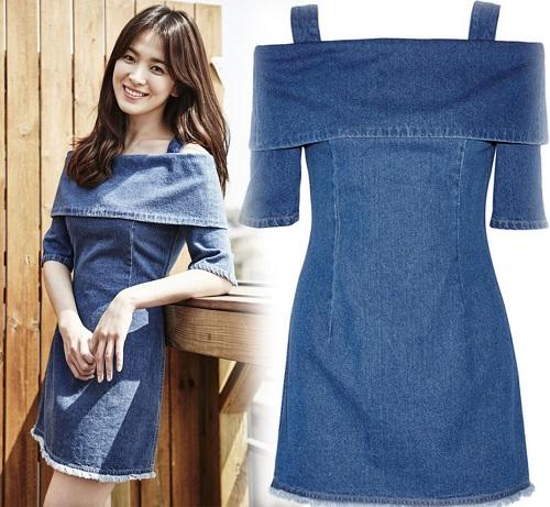 Váy giản dị của Song Hye Kyo cũng tốn 50 triệu đồng - 2