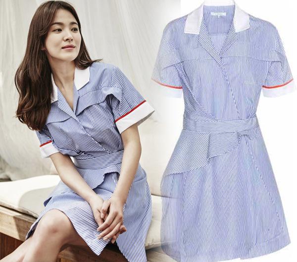 Váy giản dị của Song Hye Kyo cũng tốn 50 triệu đồng - 3