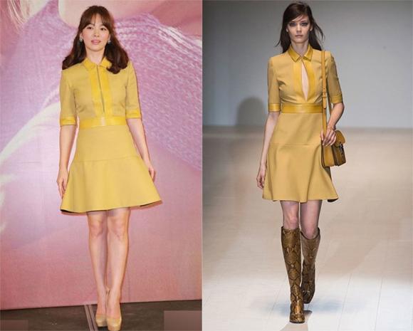 Váy giản dị của Song Hye Kyo cũng tốn 50 triệu đồng - 5